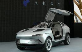 Asahi Kasei Wins German Design Award for Electric Vehicle