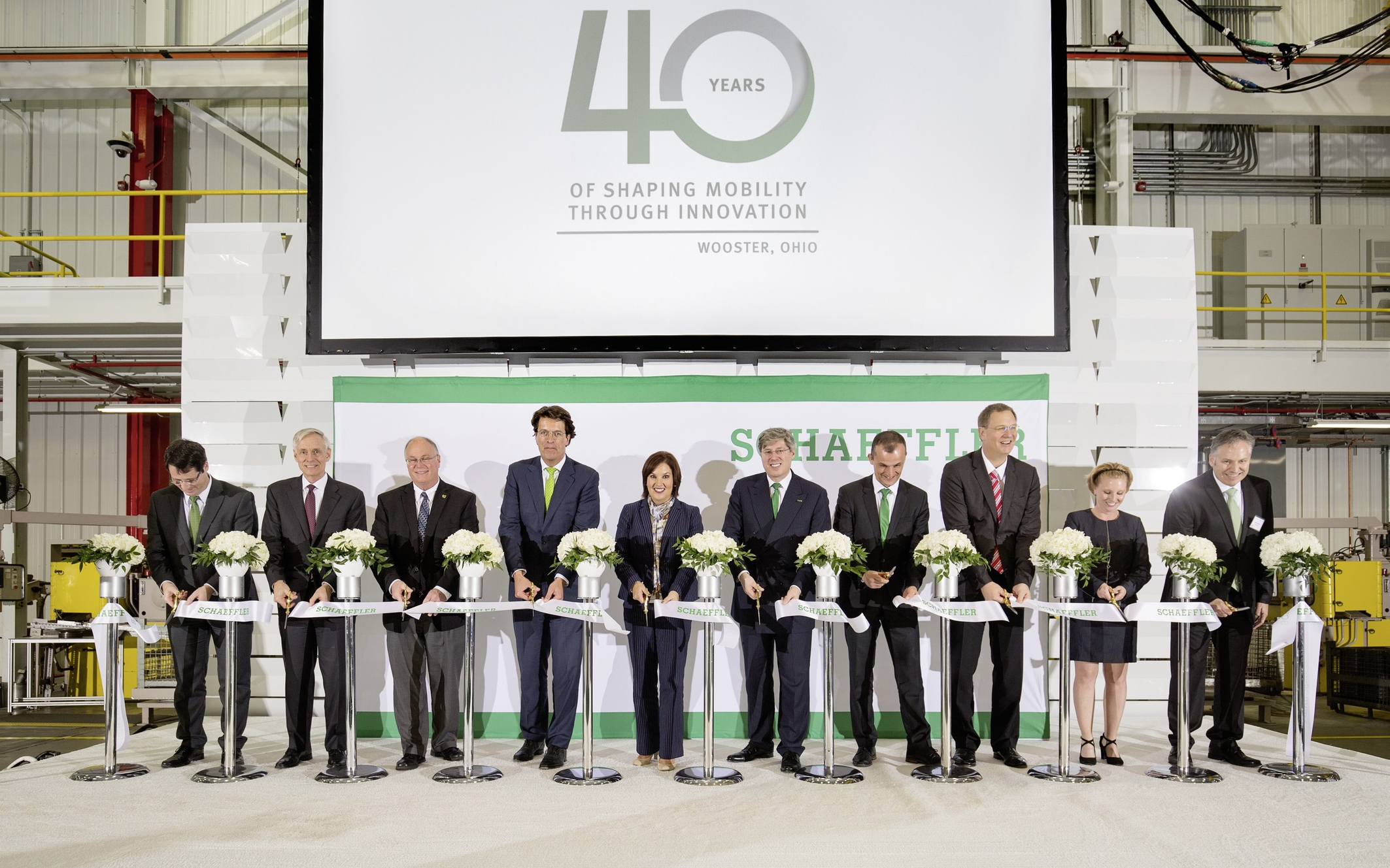 Schaeffler to Invest Over USD 60 million in Expansion of Wooster Facility