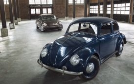 VW Wins Case about Copyright for Design of the Beetle