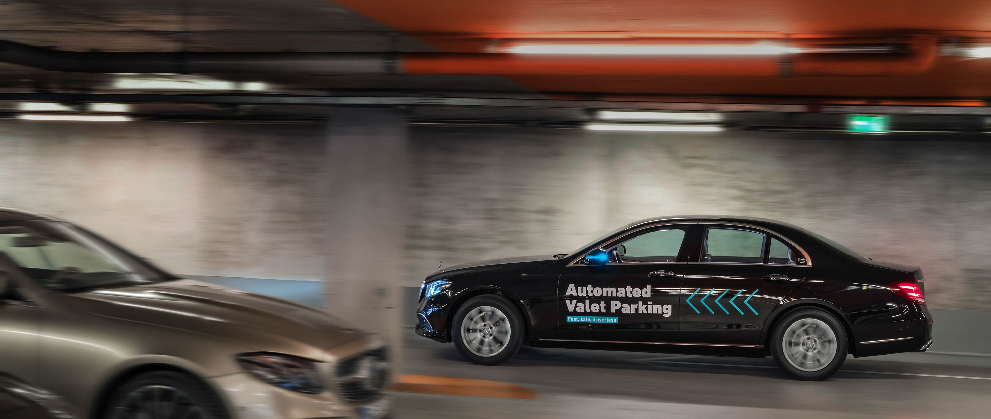 Daimler and Bosch Team up to Launch Driverless Parking