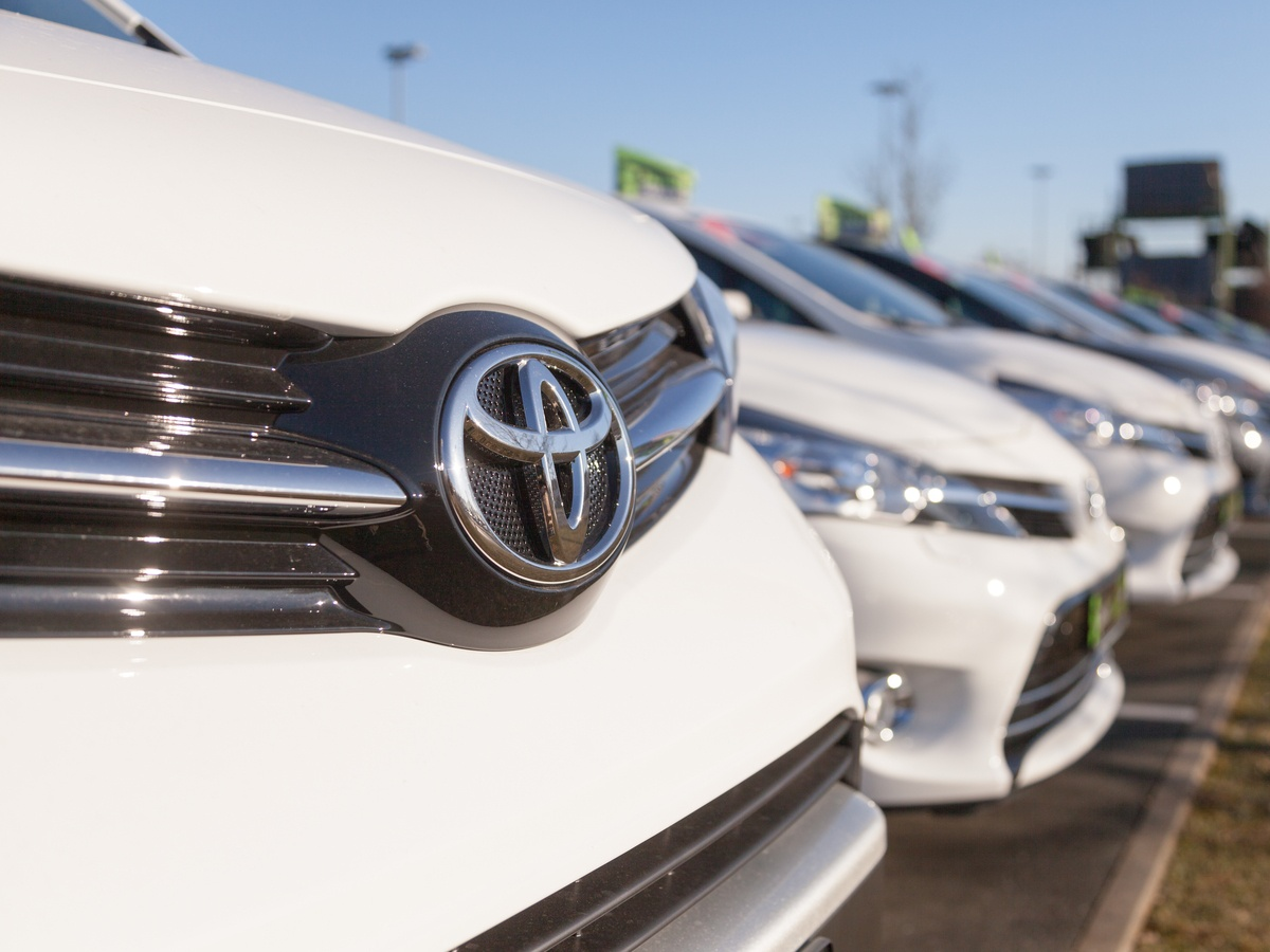 July 2021 resilient for Toyota but output in coming months may succumb to supply disruptions