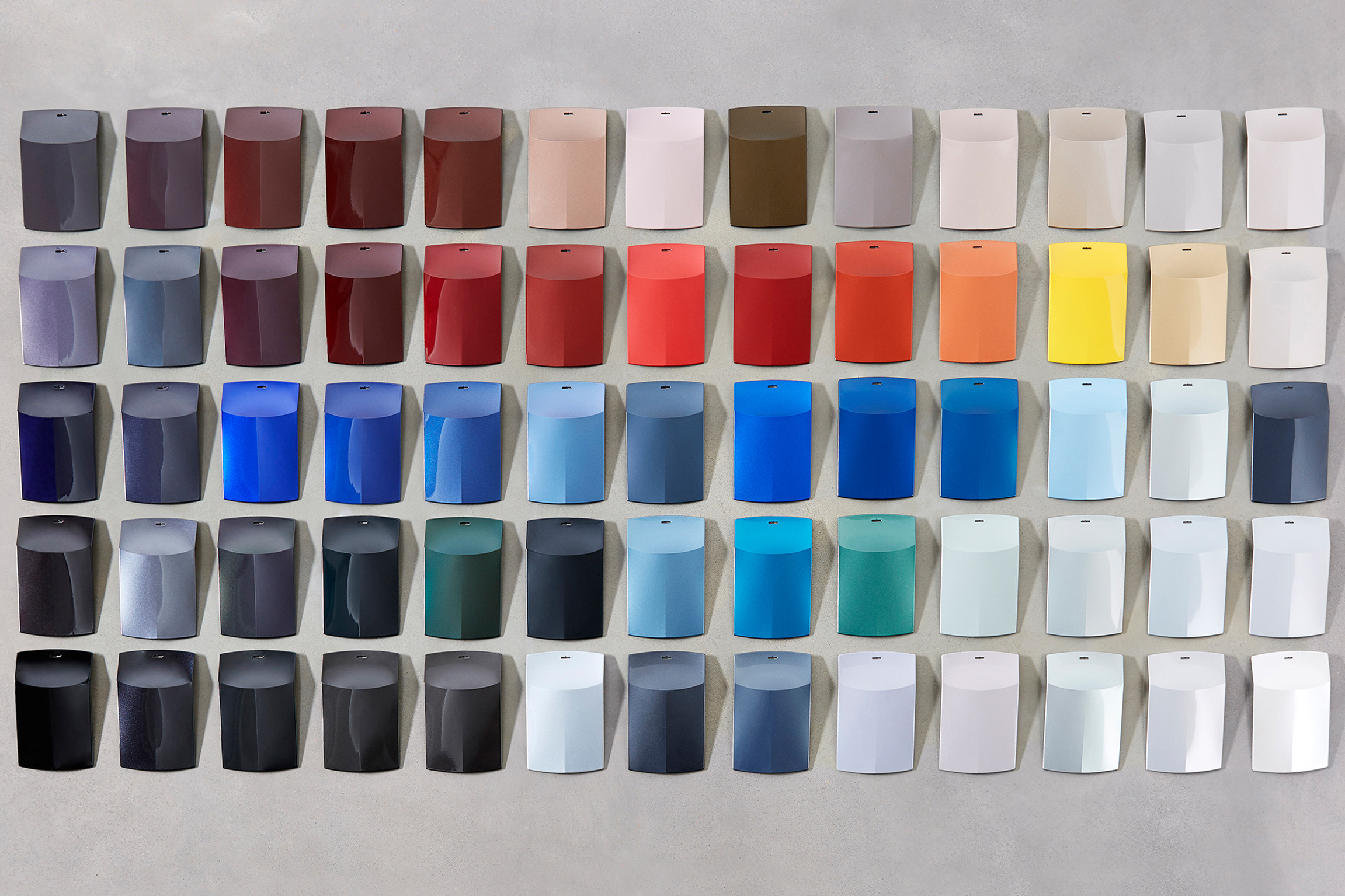 BASF All Set for SEMA Show with New Palette