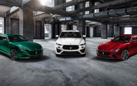 The most powerful Maserati collection ever Trofeo
