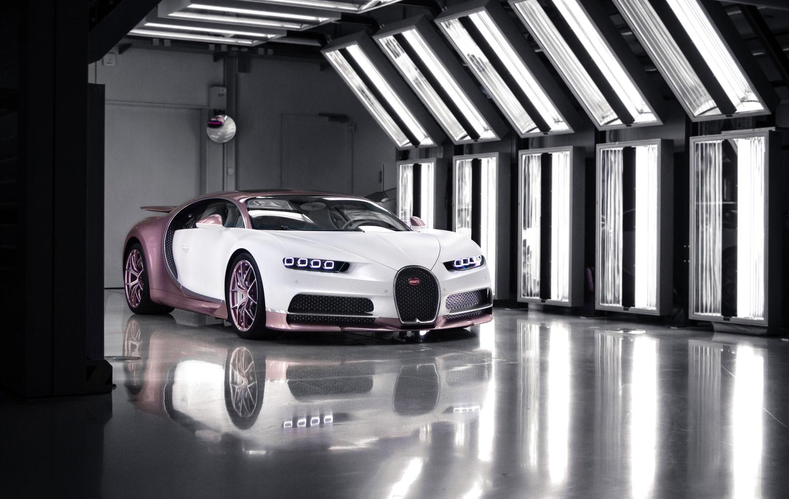Bugatti creates extraordinary Chiron Sport masterpiece gift