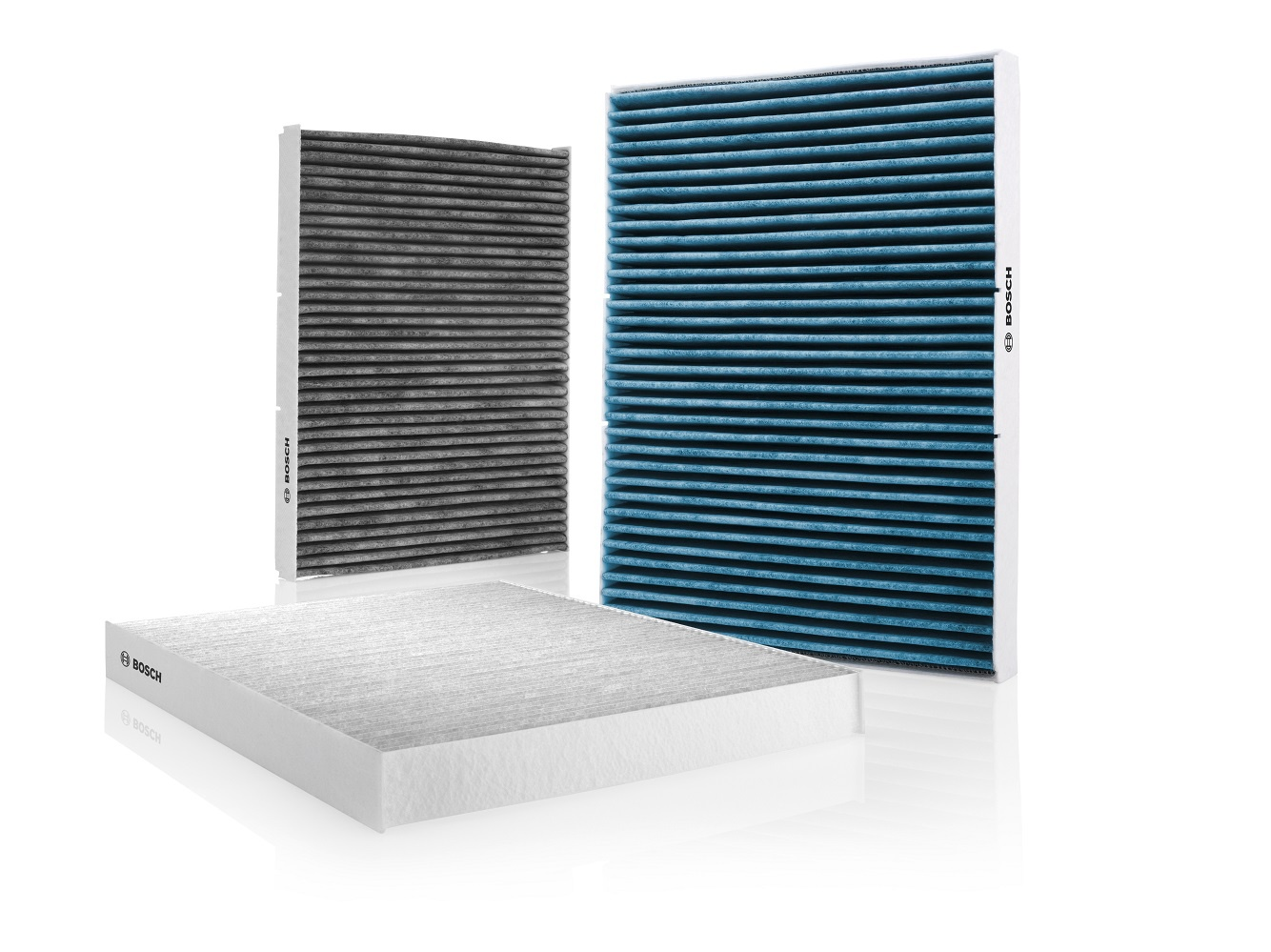 Broad range of Bosch cabin filters for electric vehicles