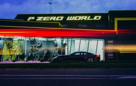 Pirelli Opens P Zero World Store in Melbourne