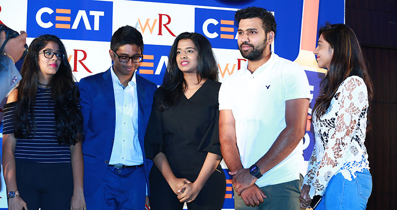 AW Rostamani Organizes Meet and Greet with Cricket Star for Ceat Customers