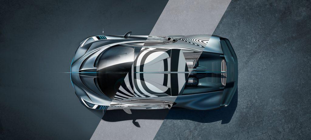 Bugatti pioneer in digitalization of the design process