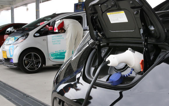 GS Yuasa Develops New Battery that can Double EV Range