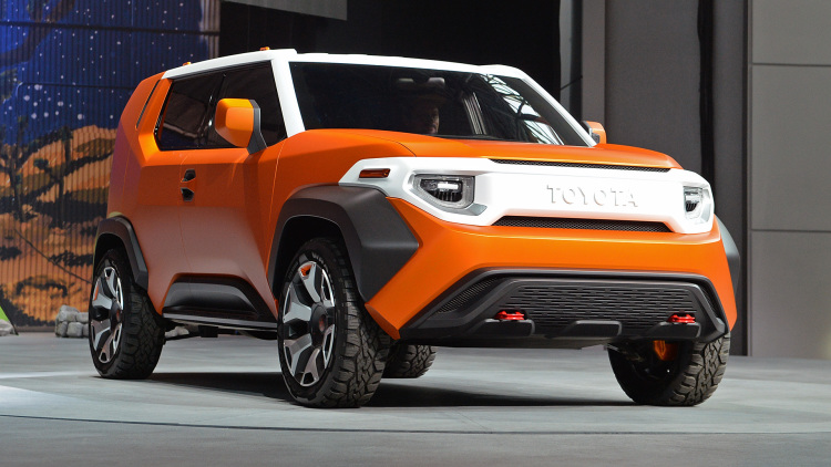 New Toyota FT-4X Concept Represents New Approach Targeting Millennials