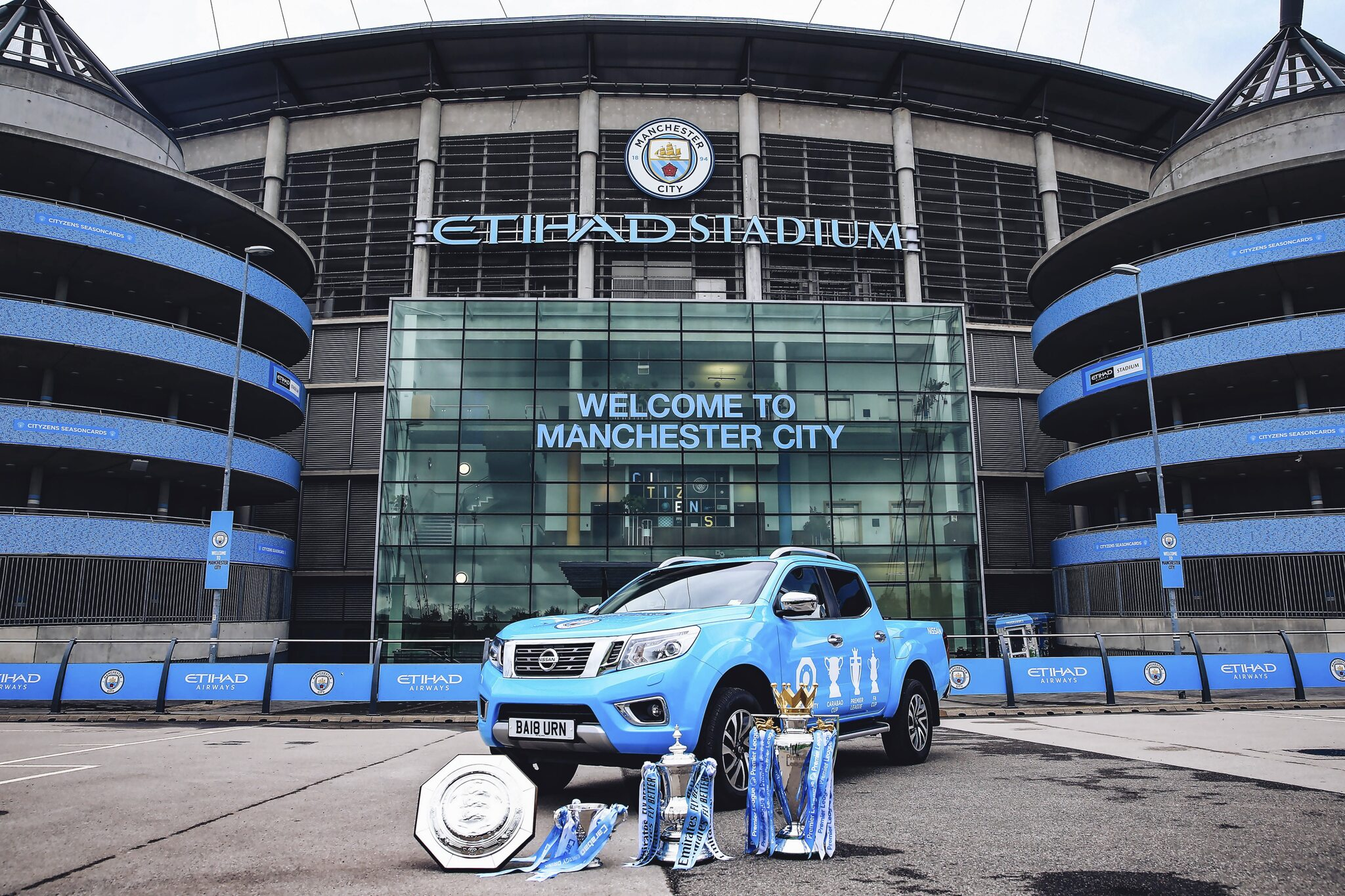 Nissan Extends Partnership with City Football Group