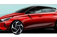 Hyundai Motor Reveals Sneak Peek of Design for all-new i20