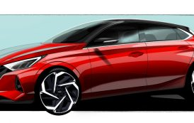 Hyundai Motor Reveals Sneak Peek of Design for all-new i20
