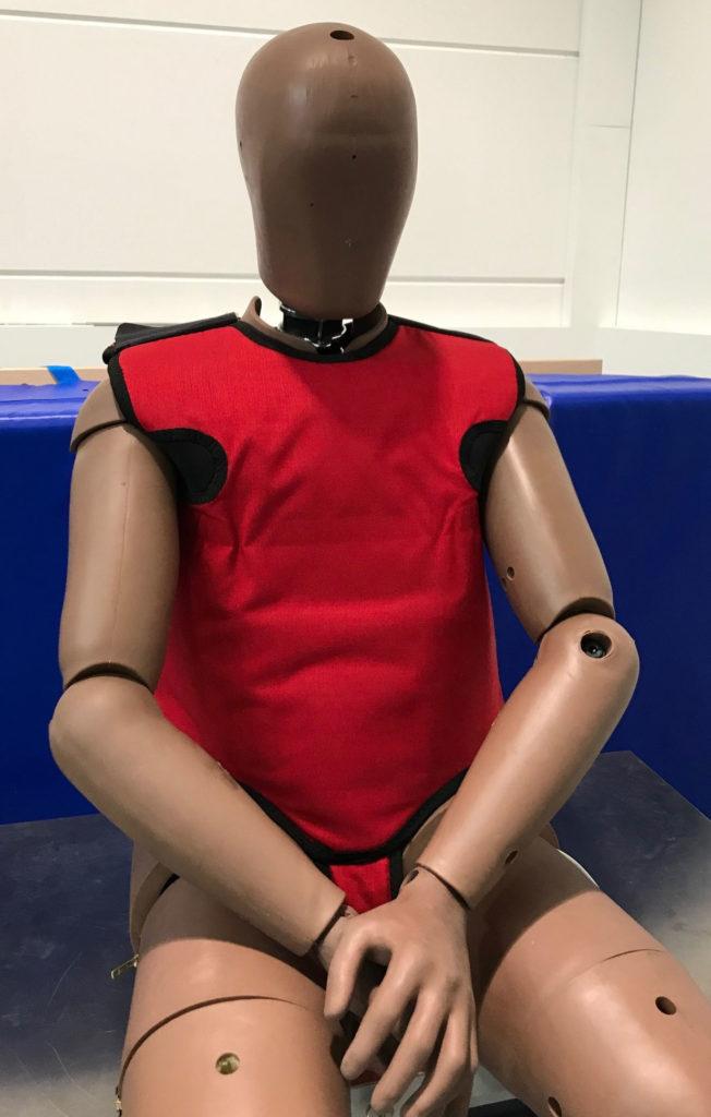 Kistler Starts Production of THOR Crash Test Dummy at Heidelberg Factory