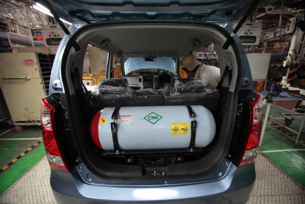 Rising fuel prices, costlier conventional vehicles drive CNG car sales in India