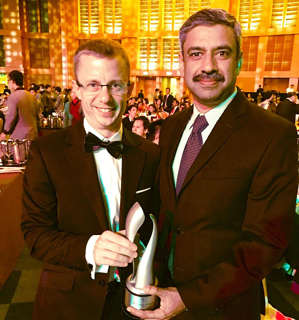 Omni United Wins Singapore Business Award