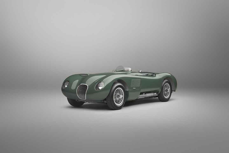 The New Jaguar C-Type Continuation