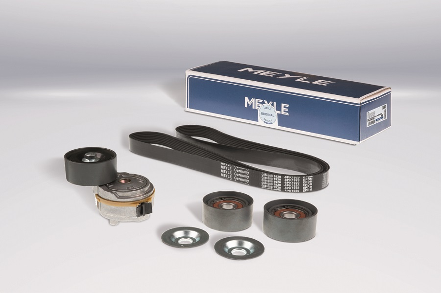 Meyle Adds New V-ribbed Belt Kits to Product Line
