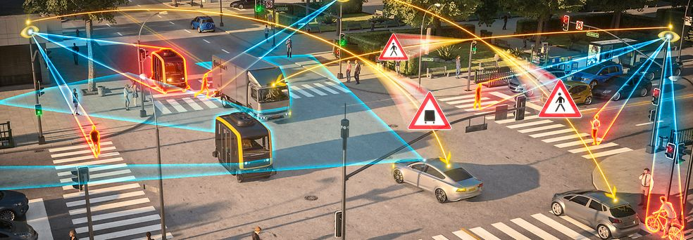 Continental's Smart Mobility Solutions Brighten Your Life