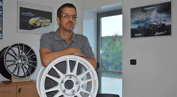 Luca Meneghetti – EVO Corse general director and sales manager