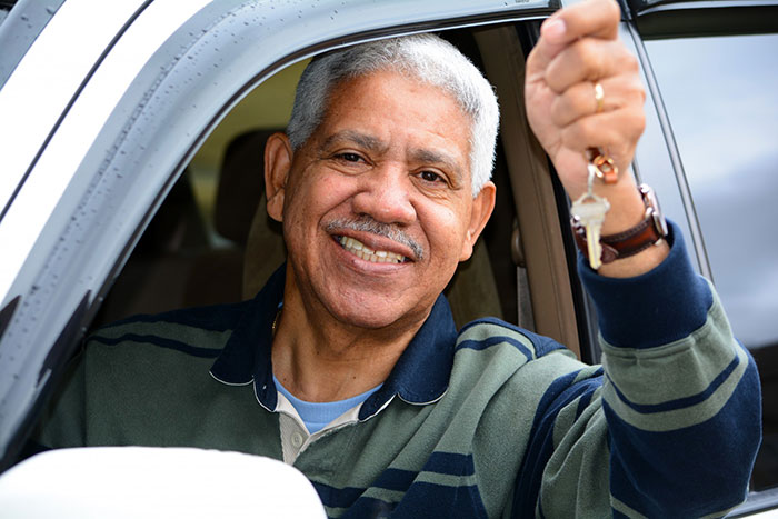 Driving for Senior Citizens