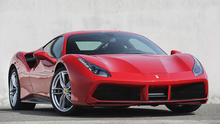 Ferrari 488 GTB Wins Supercar Crown at MECOTY Awards