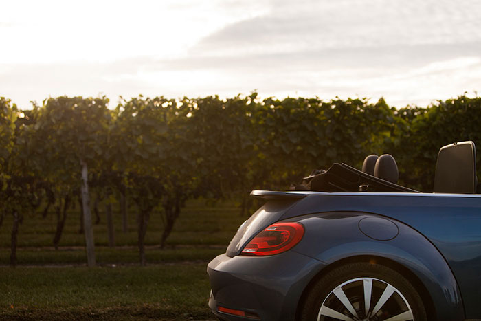 New Beetle Cabriolet Comes to the Middle East for 365 Days of Sunshine