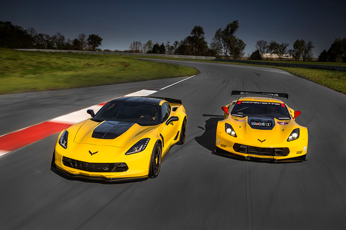 Chevrolet Takes SEMA by Storm with New Corvette Z06 C7.R