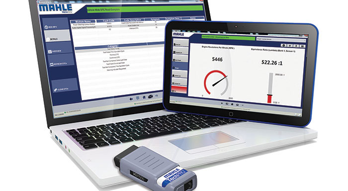 MAHLE's TechPRO Scan Tool Hits the Market