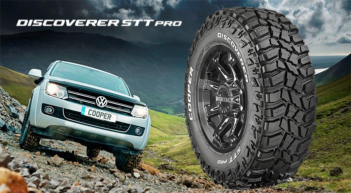 Cooper Tire Uses SEMA Show to Showcase Key Product Range