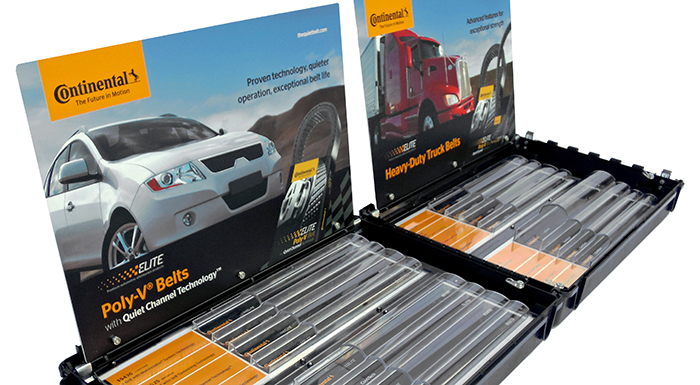 North American Market Gets Expanded Offering of Continental's Elite Timing Belt Kits
