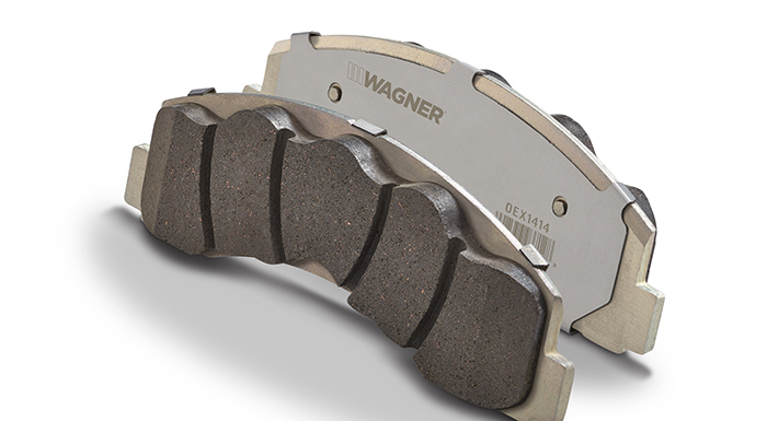 Wagner Rolls Out New Line of Replacement Brake Pads