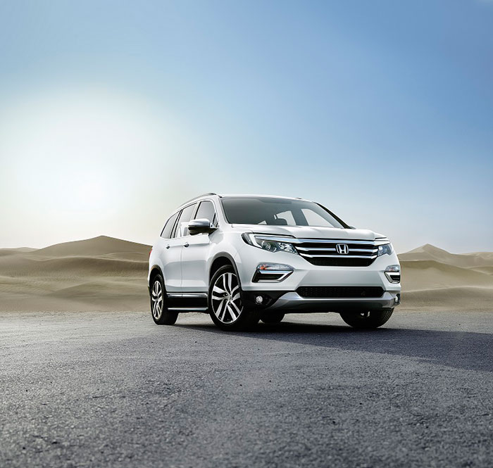 Honda Holds Grand Middle East Launch for New Pilot