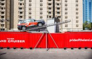 Toyota Thrills Visitors with Land Cruiser Experience at Dubai International Motor Show