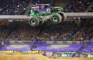 BKT Monster Truck Creates Sensational Impact at Agritechnica 2015