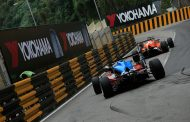 Yokohama Exclusive Tire Supplier for Macau Grand Prix