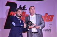 All-New Hyundai Sonata A Star at Inaugural Arab Wheels awards