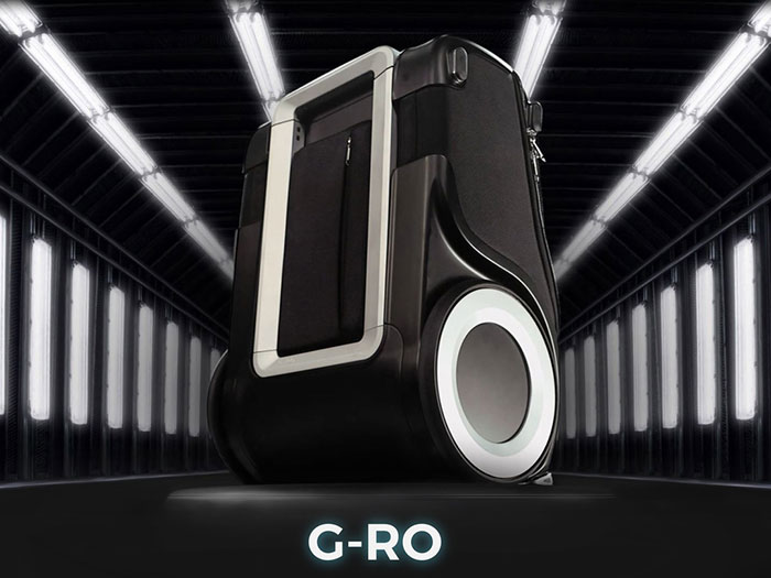 Travel-Light G-RO Power Carry-on