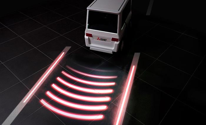 Mitsubishi Projector Turn Signals