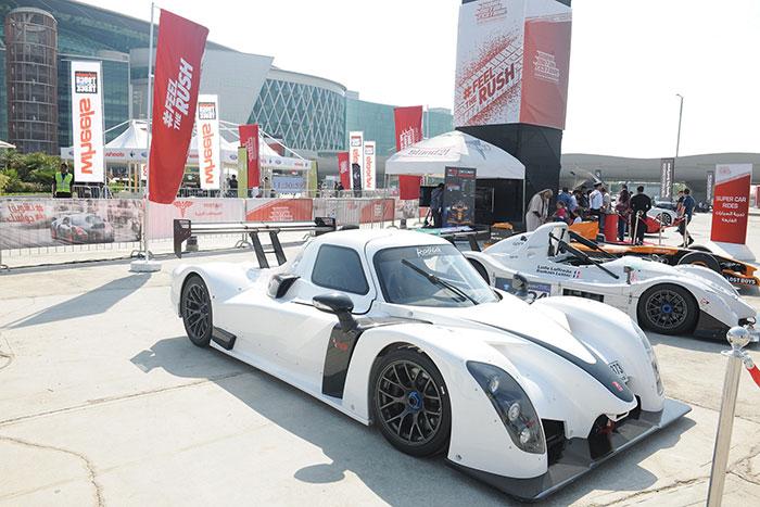 Dubai Motor Festival Comes to a Glorious Close with Marque D' Elegance