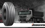 Bridgestone Launches New Premium Tubeless Tire in MEA Region