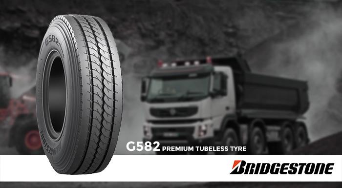 Bridgestone Launches New Premium Tubeless Tire in MEA Region