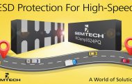 Semtech Unveils New Device Protecting Automotive Data Lines