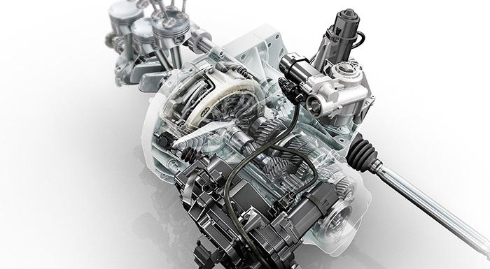 Dacia Unveils Automatic Manual Easy-R Transmission