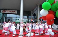 Al-Futtaim Motors Marks UAE National Day with Week Long Celebration