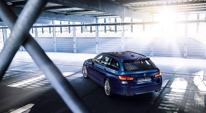 BMW M5 Gets More Power with Alpina B5 Biturbo