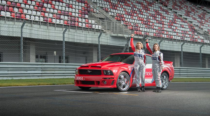 DENSO Promotes New Spark Plug with Completion of Epic Road Trip
