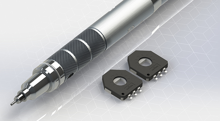Murata Releases Most Precise Rotary Position Sensor in the World