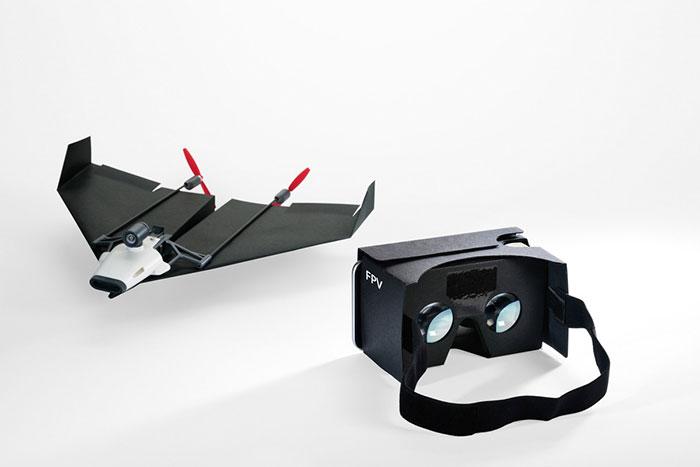PowerUp FPV Virtual Reality Plane