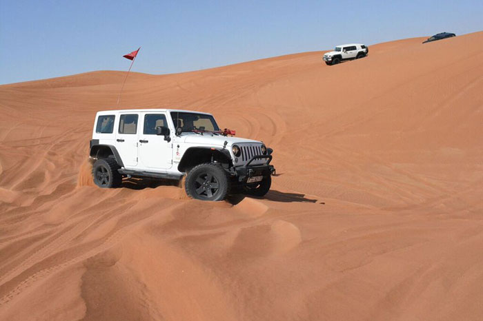 Arctic Trucks ME Establishes New Club for UAE Off-Road Enthusiasts